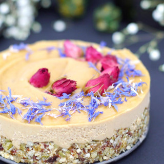 Sunflower Seed Butter Cheesecake