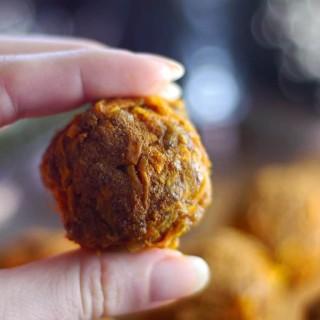 Spiced Butternut Dessert Bites