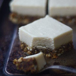 Coconut Cream Bars