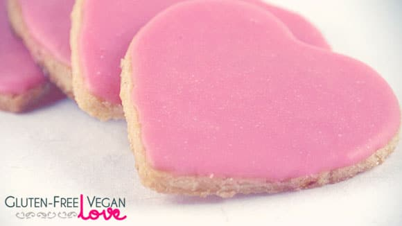Gluten-Free Vegan Cut-Out Cookies
