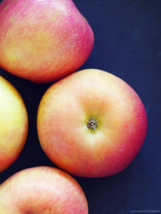 Apple Basil Smoothie