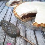 Gluten-Free Vegan Nutella Cream Pie {also Paleo & Refined Sugar-Free}