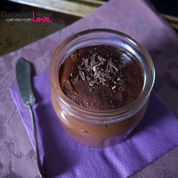 Vegan Paleo Nutella Chocolate Cake Frosting or Spread {Gluten-Free, Raw, & Refined Sugar-Free too}