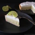Creamy Key Lime Pie {Gluten-Free, Vegan, Paleo, Refined Sugar-Free}