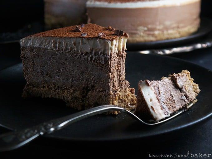 Raw Tiramisu {Gluten-Free, Vegan, Paleo, Refined Sugar-Free}