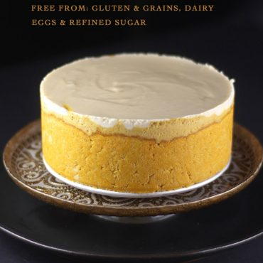Raw Peach Cheesecake Recipe