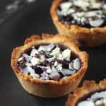 Gluten-Free, Vegan, and Paleo Raspberry Almond Tarts {Refined Sugar-Free, AIP-Friendly}