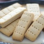 simple gluten-free vegan shortbread cookies recipe