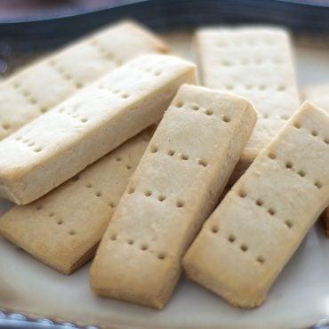 simple gluten-free vegan shortbread cookies recipe