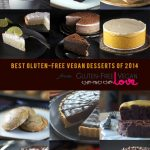 Best Gluten-Free Vegan Dessert Recipes of 2014 from Gluten-Free Vegan Love {+ A GIVEAWAY!}