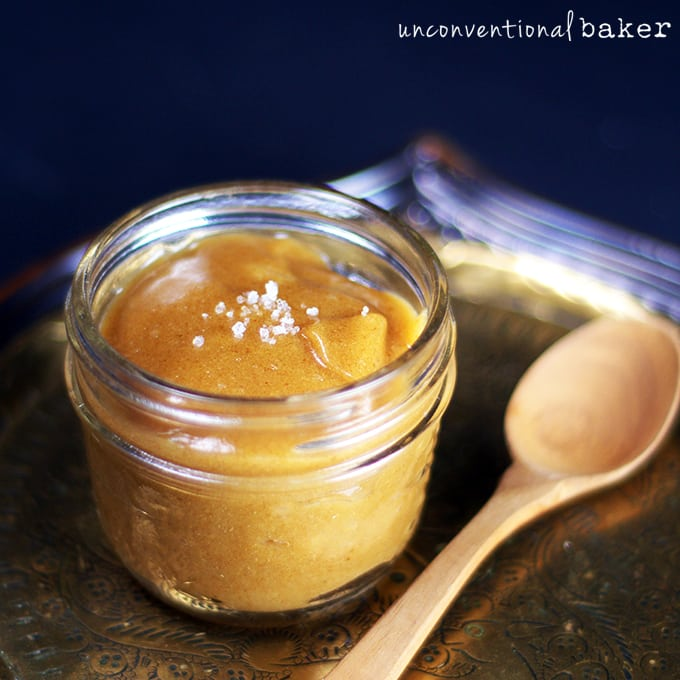 Paleo and Raw Vegan Caramel Pudding {Refined Sugar-Free, Gluten-Free, SCD, AIP}