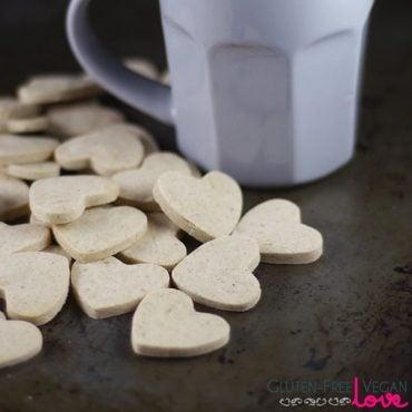 Vegan Gluten-Free Ginger Thins {Refined Sugar-Free}