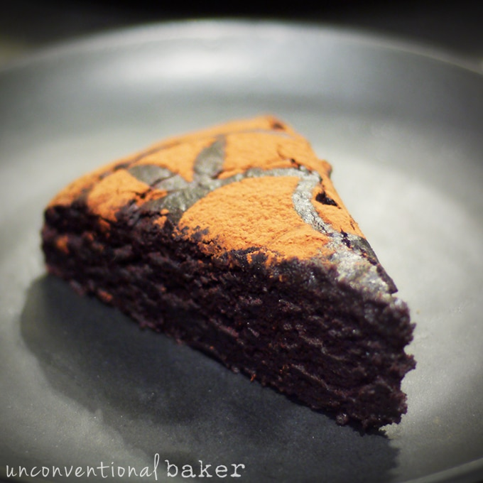 Duncan Hines-Style Chocolate Cake {Gluten-Free, Vegan, Refined Sugar-Free, perfect for layering or cutting into a shaped birthday cake!}