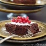 Fudgiest Chocolate Beet Brownies {Gluten-Free, Vegan, Refined Sugar-Free}