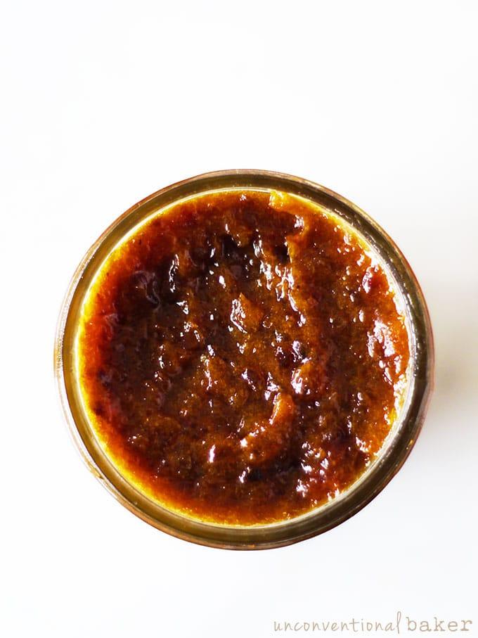 Raw Apricot Jam {Vegan, Paleo, Refined Sugar-Free, Gluten-Free, AIP, SCD}