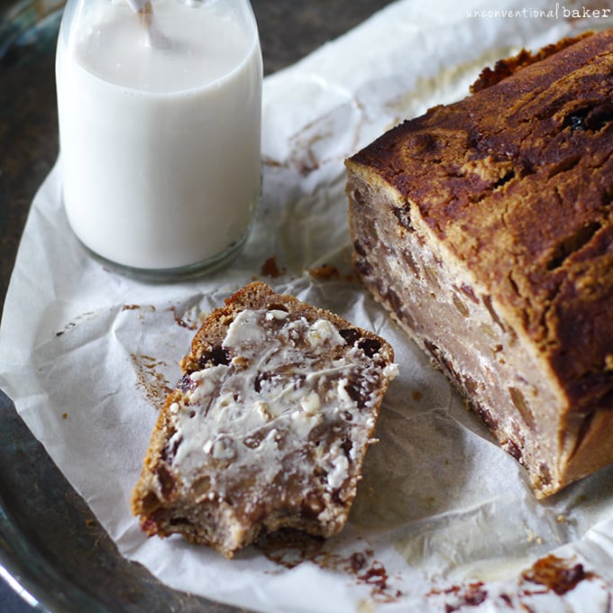 Easy Peasy Pumpkin Spice Bread Pudding