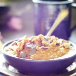 Pumpkin Spice Breakfast Porridge {Free from gluten, dairy, oils, & refined sugars}. Like having pumpkin spice dessert for breakfast, but heartily and wholesomely ♥