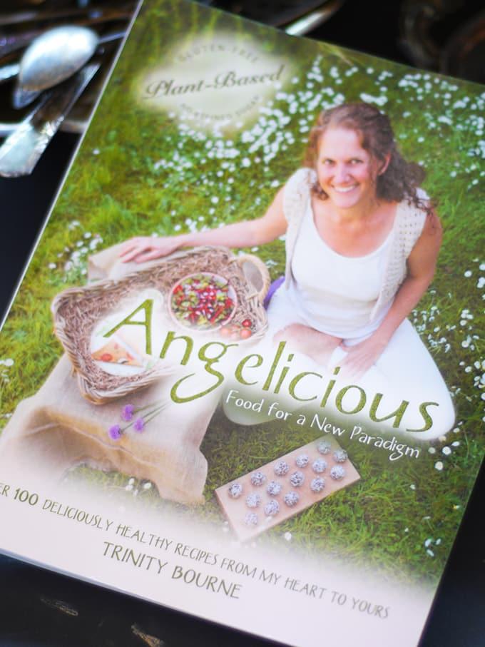 Angelicious - Trinity Bourne - Gluten-Free, Plant-Based, Refined Sugar-Free
