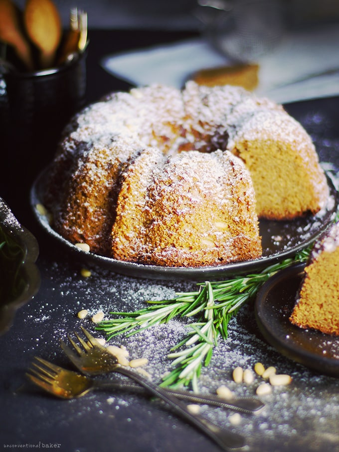 All Recipes Almond Bundt Cake