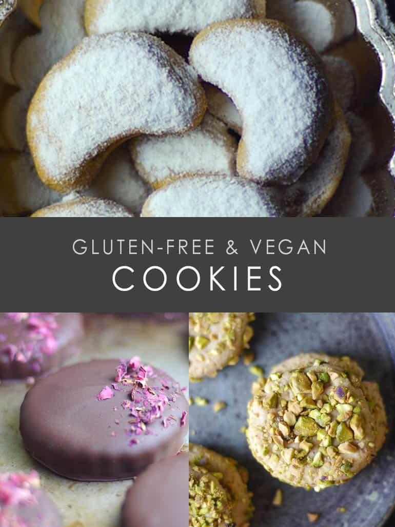 Vegan & Gluten-Free Cookies