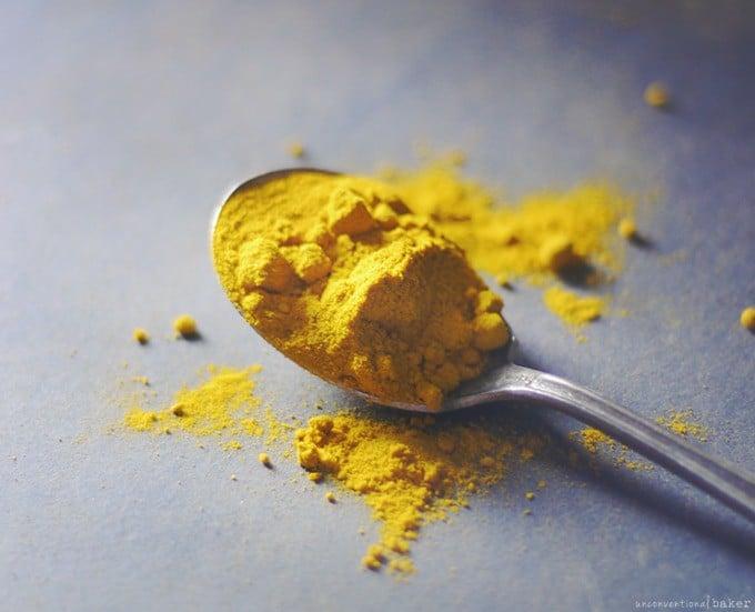 Anti-Inflammatory Lemon Ginger Turmeric Iced Tea (turmeric recipe for inflammation)
