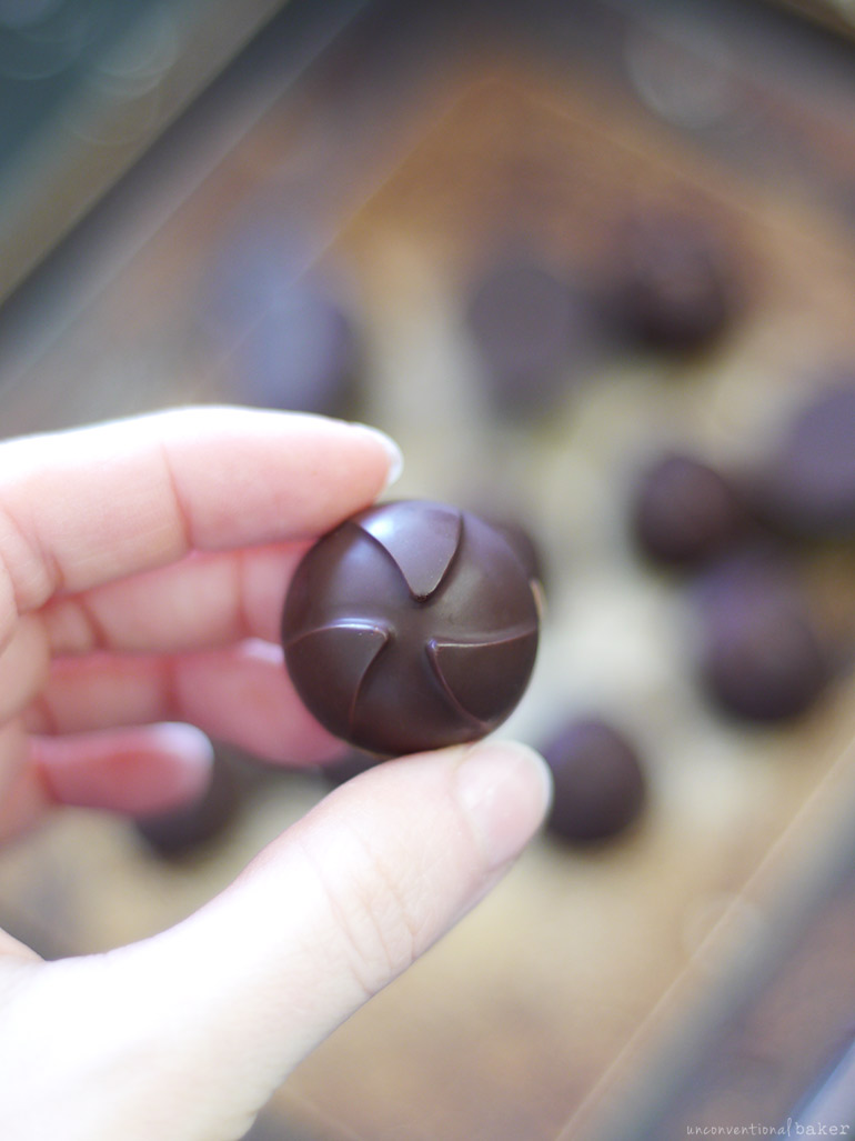 Maple Butter Chocolates (2-ingredients only & free from dairy, nuts, grains, coconut, & refined sugar)