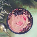 Instant Beetroog Banana Ice Cream Recipe (Raw & Free From: gluten & grains, dairy, nuts, oils, and refined sugar)