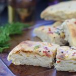 gluten-free vegan potato bread