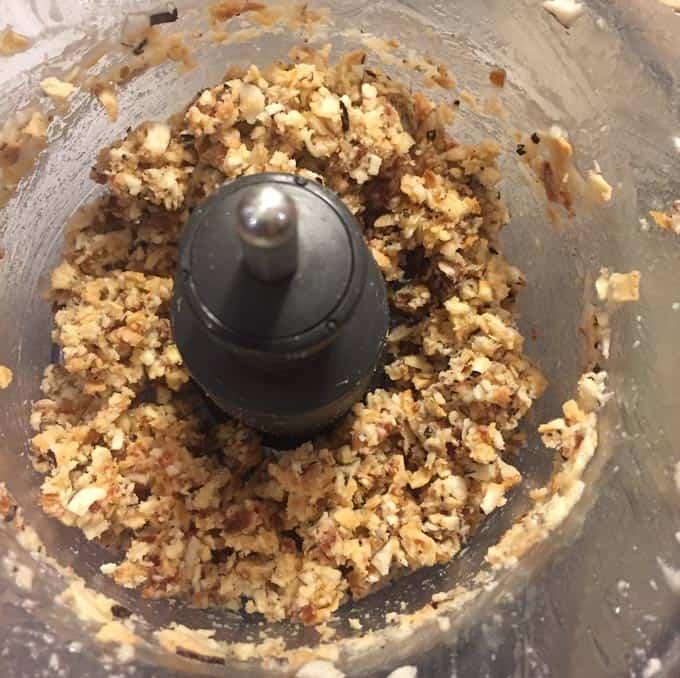 crust mixture