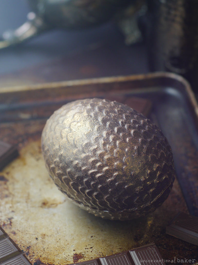 dragon egg -- raw vegan recipe