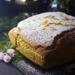 gluten-free vegan spiced tangerine cake recipe