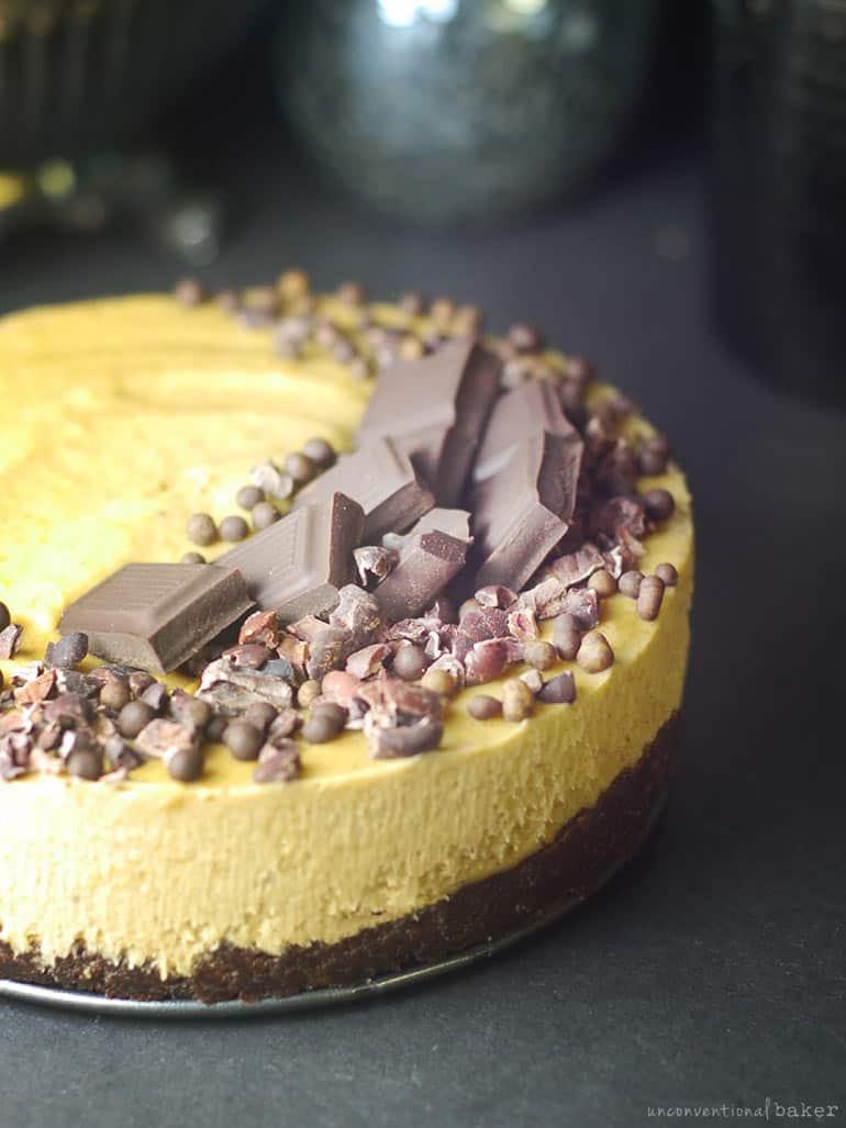 recipe for vegan peanut butter cake