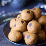 gluten-free vegan pumpkin bliss balls (paleo)