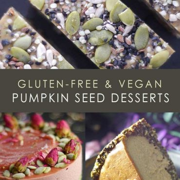 Gluten-Free & Vegan Pumpkin Seed Desserts Recipes